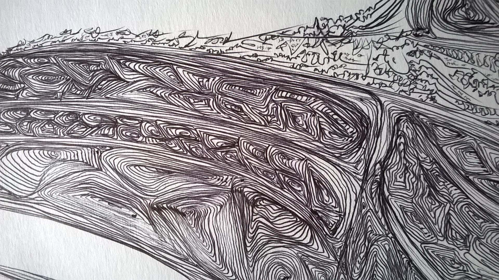 Je dessine comme je respire
