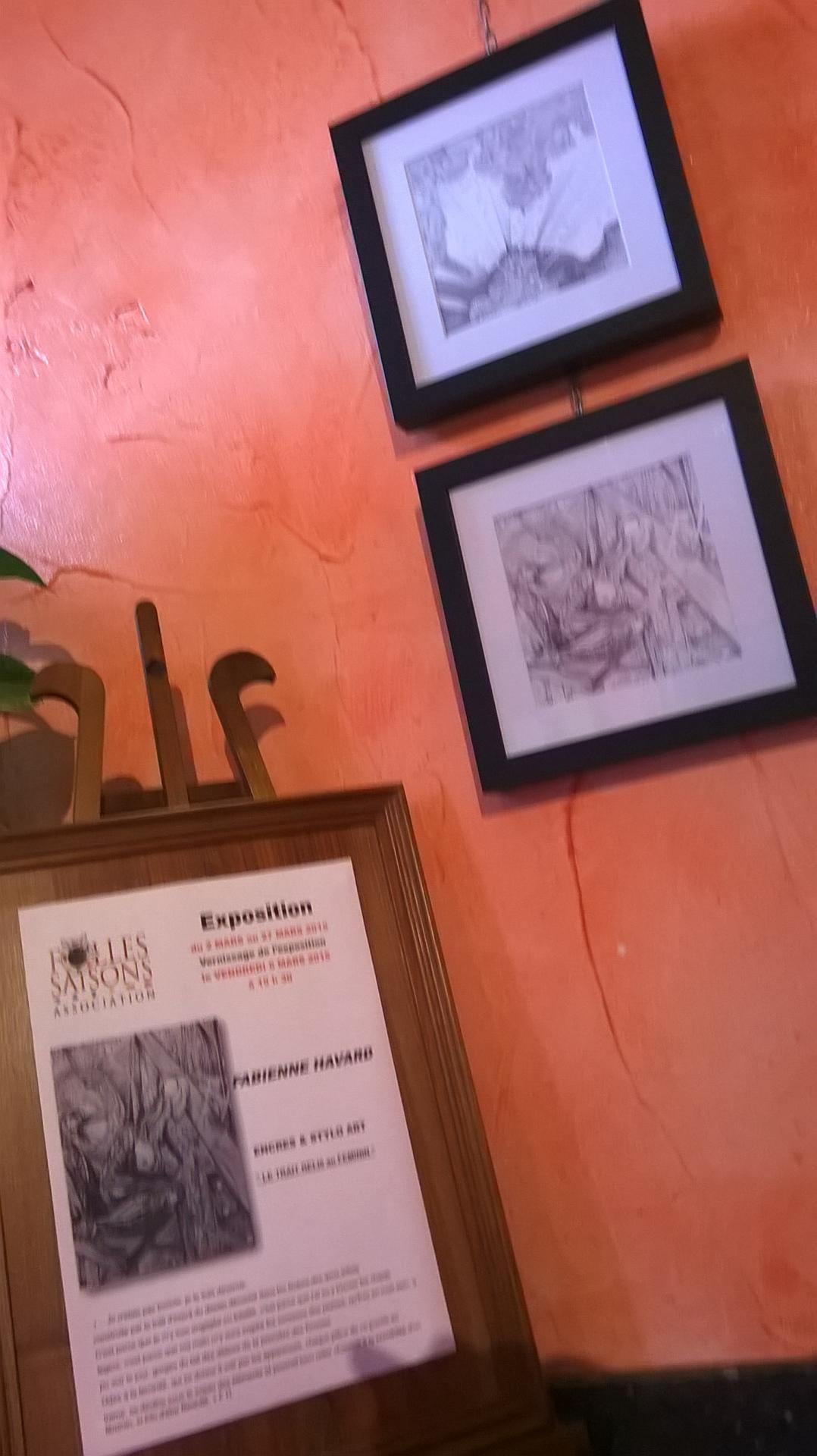 Café Culturel : Les Folles Saisons